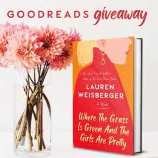 @randomhouse is giving away copies of my upcoming release, WHERE THE GRASS IS GREEN AND THE GIRLS ARE PRETTY, on Goodreads. Head to the link in my bio to enter. #authorsofinstagram #wherethegrassisgreenandthegirlsarepretty #randomhouse #bookgiveaway #goodreads #thedevilwearsprada