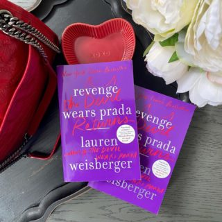 Happy Galentine's Day...the best non-holiday holiday. Tag a friend to be entered to win a signed copy of REVENGE WEARS PRADA for you and your Galentine! . . . . . . #laurenweisberger #galentinesday #thedevilwearsprada #authorsofinstagram #booksofinstagram #bookgiveaway